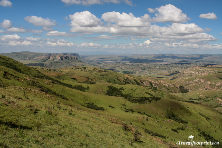 A Relaxing Backpackers In Winterton, Central Drakensberg