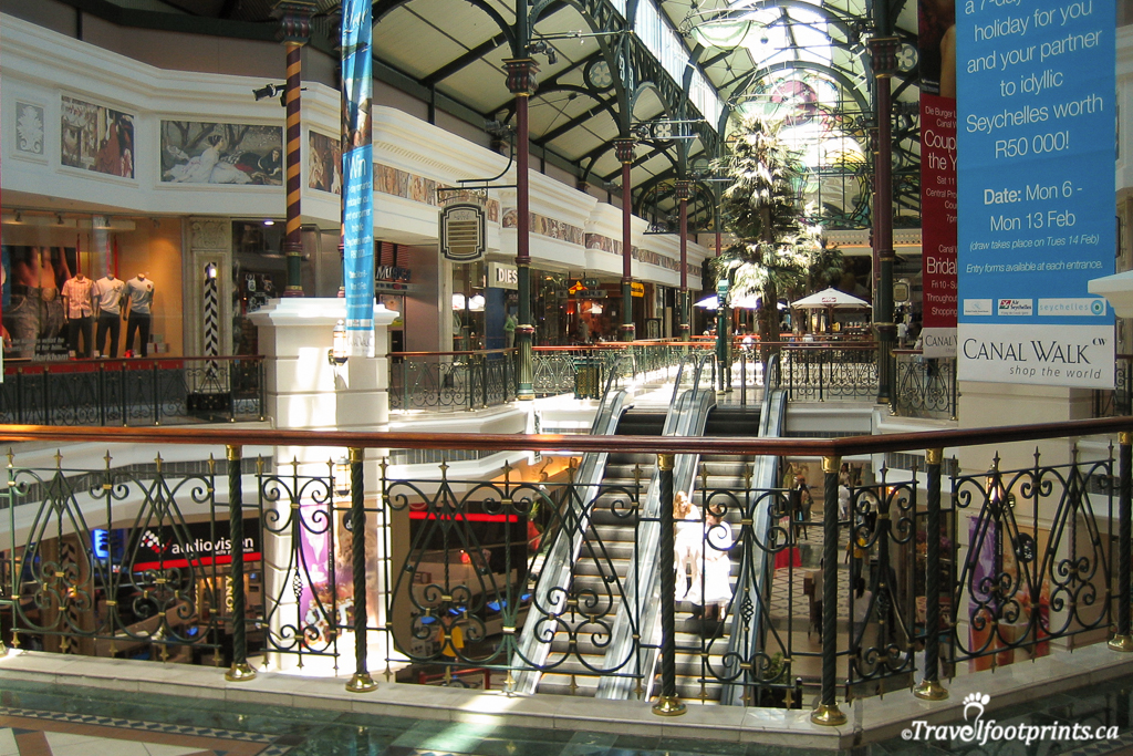 canal walk mall cape town