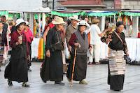 Exploring Lhasa