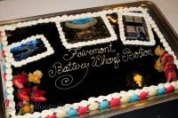 living-lake-louise-staff-cake-celebration-fairmont-chateau-hotel