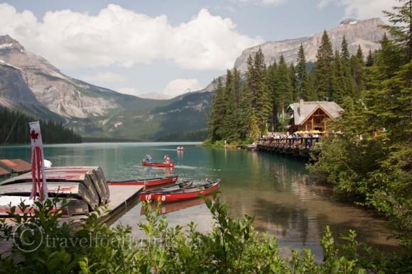 emerald-lake-lodge-canoe-boat-rental
