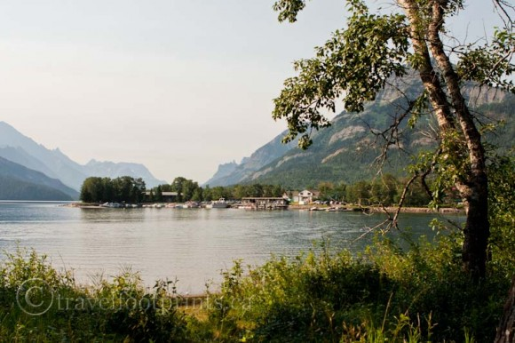 waterton-park-campground-lake-town