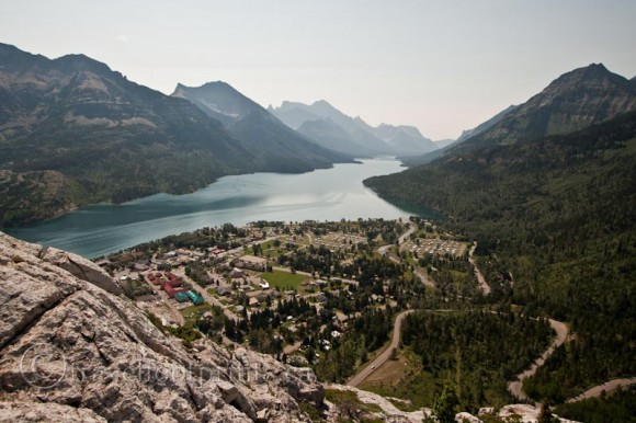 waterton-national-lake-view-bear-hump-town