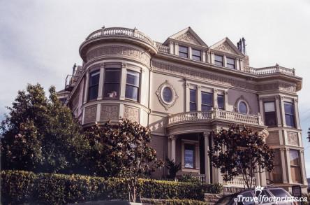 Home of Danielle Steele Sanfrancisco