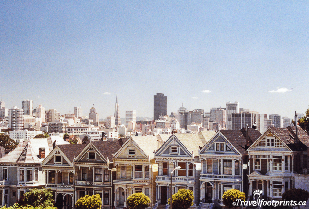 Painted Ladies of Alamo Square Sanfrancisco