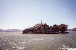 Alcatraz Island Sanfrancisco tourist attraction