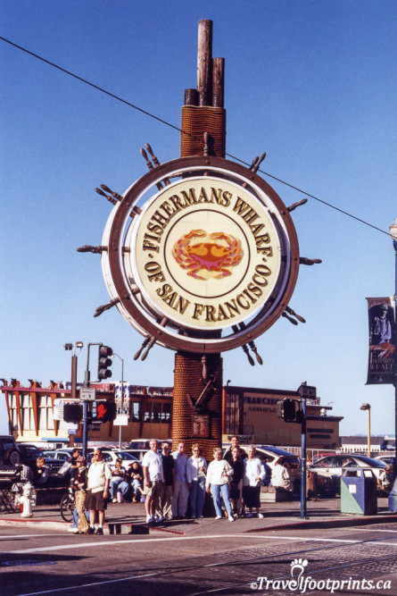 Fishermans Wharf Pier 39 Sanfrancisco