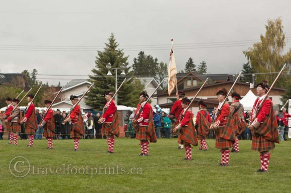 Canmore-highland-games-black-powder-demonstration