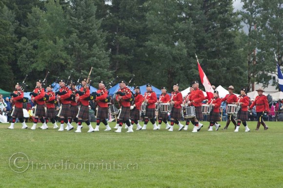 Canmore-highland-games-marching-pipe-band