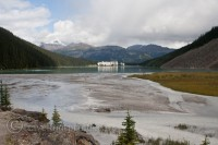 lake-louise-looking-back-fairmont-chateau-hotel