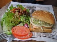 hornby-island-jans-cafe-salmon-burger-salad
