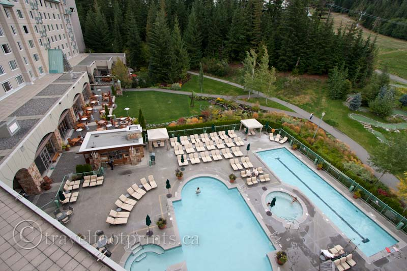 Our Stay At The Chateau Whistler Fairmont