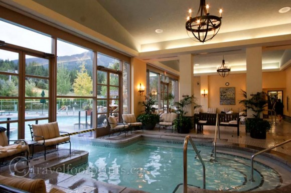 fairmont-chateau-whistler-hotel-indoor-outdoor-pool-swim-water