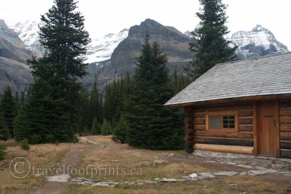 lake-ohara-trees-alpine-club-elizabeth-parker-hut-mountain