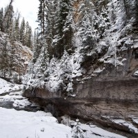 johnston canyon winter (1)