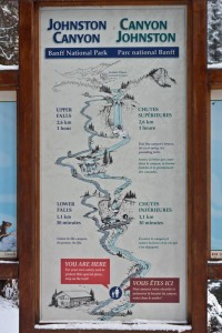 Johnston-canyon-trail-map