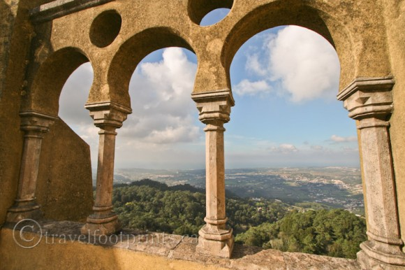 pena-palace-arches-castle-view-sintra-countryside-portugal