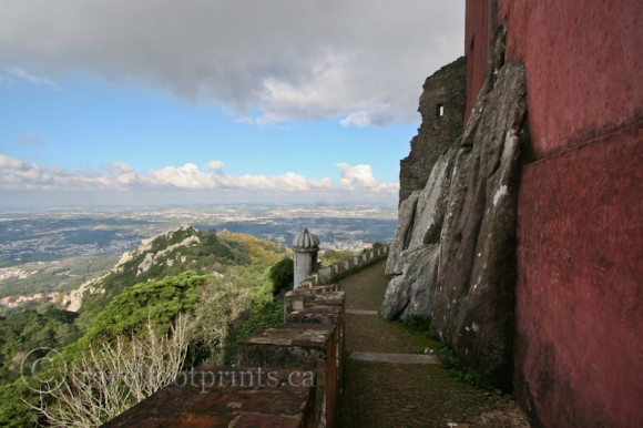 castle-pena-palace-view-sintra-walkway-portugal
