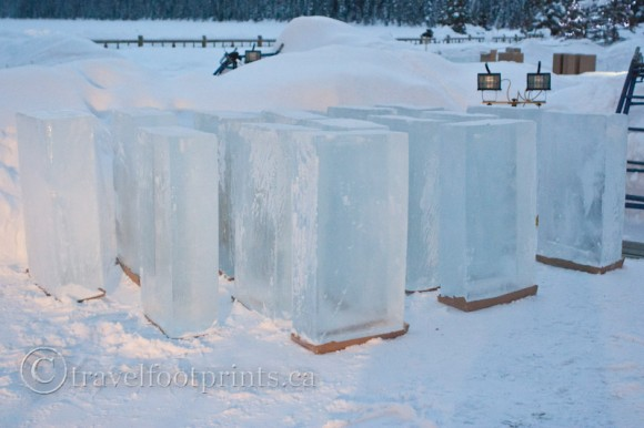 Lake-louise-ice-magic-frozen-ice-blocks