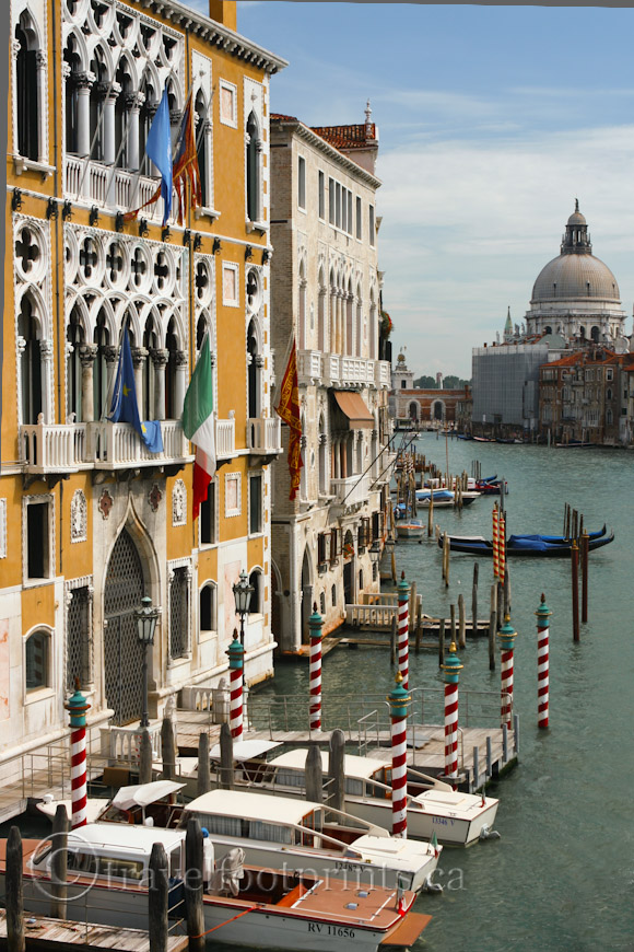 boats-venice-canal-architecture-church-italy-flags