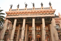 Teatro Juarez An Architectural Jewel Of Guanajuato