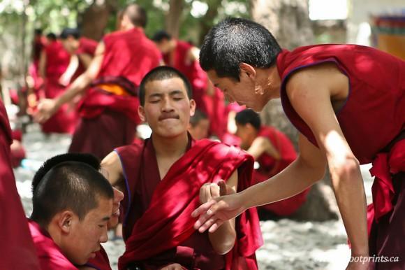 monks-debating-sera-monastery-lhasa-tibet
