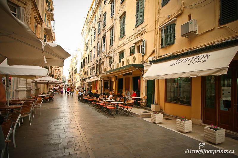Exploring Corfu Town And Island