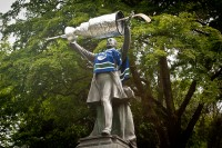 Canuck Fever Has Taken Over Vancouver