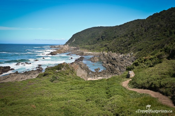water-fall-day-hike-otter-trail-tsitsikamma-national-park-south-africa-rocky-coastline-ocean-eastern-cape-garden-route