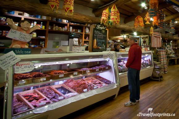 meat-salmon-deli-coombs-old-country-market-vancouver-island-tourist-attraction