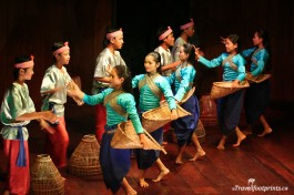 An Evening Of Traditional Khmer Dancing And Food