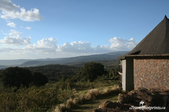 ngorongoro-sopa-lodge-safari-accommodation-crater-sunshine-lush-grasslands-trees-savannah-tanzania-africa