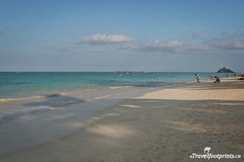 kailua-beach-sand-turquoise-water-ocean-relax-sun-tan-oahu-hawaii-island