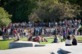 Montreal Tam Tams, A Free Event Of Music And Entertainment