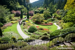The Butchart Gardens, A Fairyland Of Flowers And A Photographer's Dream