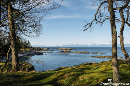 Neck Point Park, Another One Of Nanaimo's Ocean Front Beauties