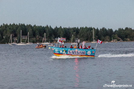 Nanaimo Bathtub Races And Marine Festival